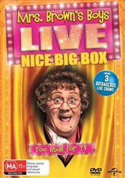 Mrs. Browns Boys - Live Nice Big Box