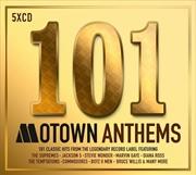 101 Motown Anthems   CD