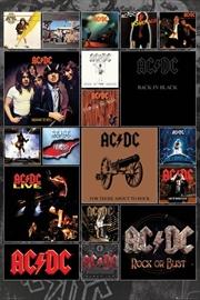 ACDC Covers | Merchandise