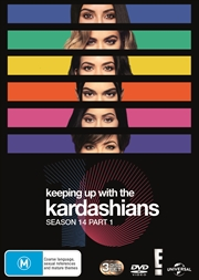 Keeping Up With The Kardashians - Season 14 Part 1 | DVD