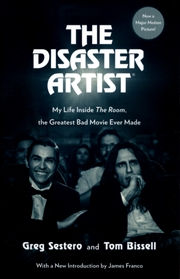 Disaster Artist: My Life Inside The Room | Paperback Book