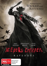 Jeepers Creepers - Ravenous