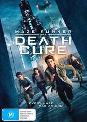 Maze Runner - The Death Cure | DVD