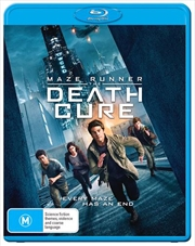 Maze Runner - The Death Cure | Blu-ray