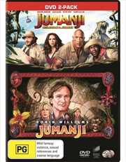 Jumanji / Jumanji - Welcome To The Jungle | Franchise Pack