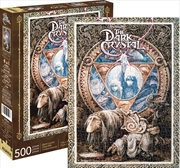 Jim Henson's The Dark Crystal 500pc Puzzle