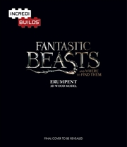 Incredibuilds Fantastic Beasts and Where to Find Them Erumpent Book And 3D Wood Model | Merchandise