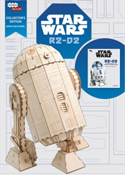Incredibuilds Star Wars R2D2 Collectors Edition Book And Model 18' | Merchandise