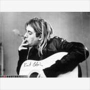 Kurt Cobain Poster | Merchandise