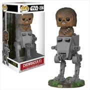 Star Wars - Chewbacca in AT-ST - Deluxe