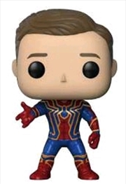 Avengers 3 - Infinity War - Iron Spider Unmasked