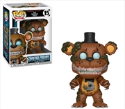 Five Nights at Freddy's - Twisted Ones - Twisted Freddy | Pop Vinyl