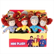 The Wiggles - Assorted Mini Plush | Toy