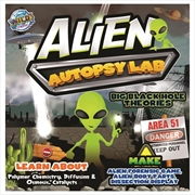Alien Autopsy Lab