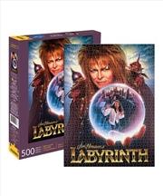 Jim Henson's Labyrinth 500pc Puzzle