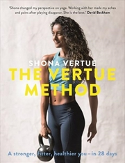 The Vertue Method - A Stronger, Fitter, Healthier You In 28 days | Paperback Book