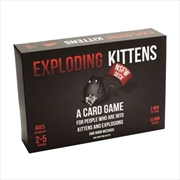 Exploding Kittens NSFW Edition | Merchandise