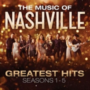 Music Of Nashville - Greatest Hits - Season 1-5
