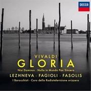 Vivaldi - Gloria / Nisi Dominus / Nulla In Mundo Pax   CD
