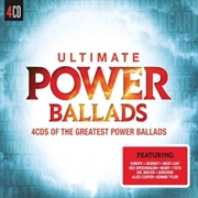 Ultimate - Power Ballads | CD
