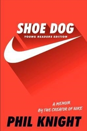 Shoe Dog - Young Readers Edition | Paperback Book