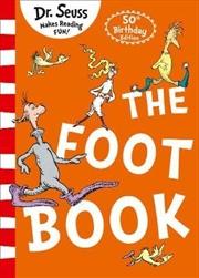 Foot Book   Paperback Book