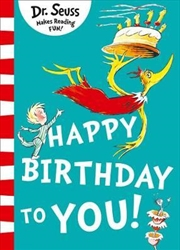 Happy Birthday To You | Paperback Book
