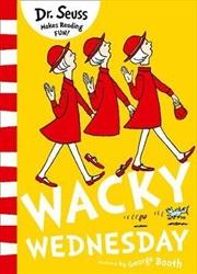 Wacky Wednesday | Paperback Book