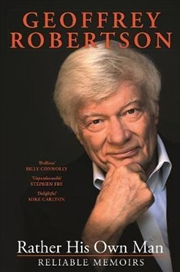 Rather His Own Man | Hardback Book
