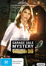 Garage Sale Mysteries - Collection 1