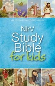 Nirv Study Bible For Kids | Hardback Book