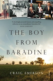 The Boy from Baradine | Paperback Book