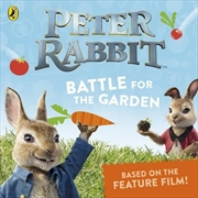 Peter Rabbit The Movie: Battle for the Garden | Paperback Book