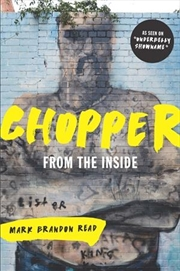 Chopper - From the Inside | Paperback Book