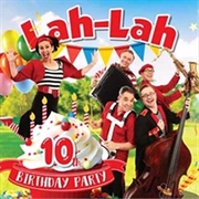 10th Birthday Party | CD