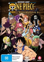 One Piece Voyage - Collection 9 - Eps 397-445 | DVD