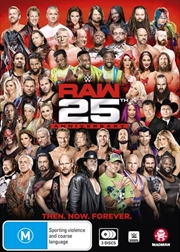 WWE - Raw - 25th Anniversary Edition | DVD