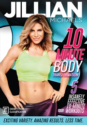 Body Transformation - Volume 1 | DVD