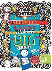 Biscuits, Bands And Very Big Plans | Audio Book
