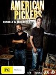 American Pickers - Tunnels and Treasures