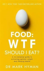 Food: Wtf Should I Eat