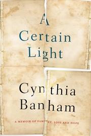 A Certain Light | Paperback Book