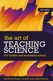 Art Of Teaching Science | Paperback Book