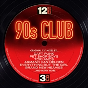 12 Inch Dance - 90's Remix | CD