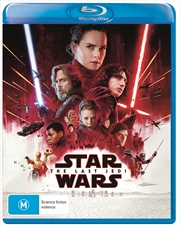Star Wars - The Last Jedi | Blu-ray