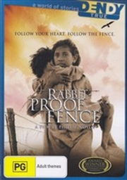 Rabbit Proof Fence | DVD