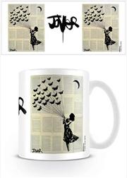 Loui Jover - Butterflying   Merchandise