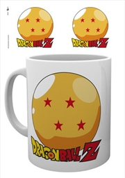 Dragon Ball Z - Ball And Logo | Merchandise