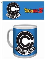 Dragon Ball Z - Capsule Logo
