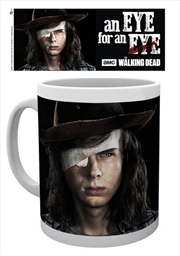 The Walking Dead - Carl Eye